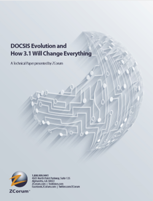 DOCSIS Evolution White Paper