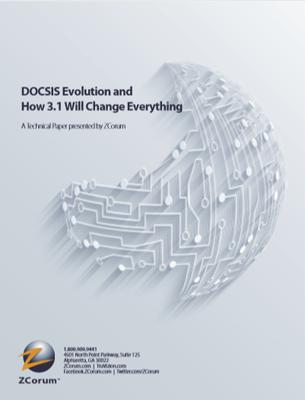 DOCSIS Evolution White Paper