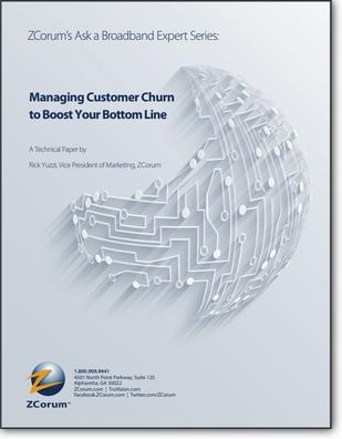 Managing Customer Churn